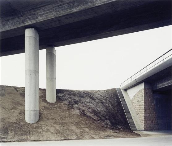 autobahnkreuz dresden west 2 a4a17 by hans christian schink