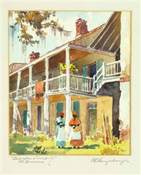 once upon a time, old louisiana by charles oglesby longabaugh