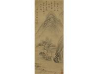landscape by qian du
