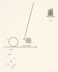 dartmoor walks 1969-1972 by richard long
