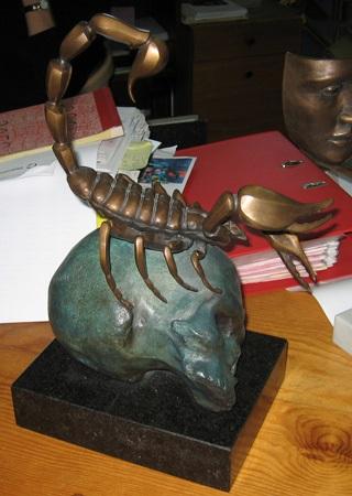 scorpio by andrew leonard kay