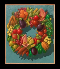 wreath viii by alan gerson
