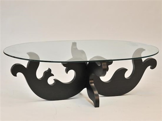 Coffee table by Eva Zeisel on artnet