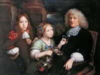familienbildnis by wallerant vaillant