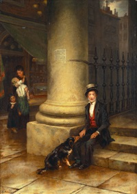 cause and effect by augustus edwin mulready