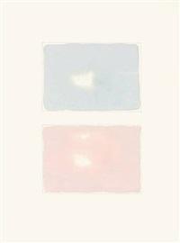 rosa-celeste 1 by ettore spalletti