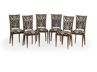 side chairs (set of 6) by maxime old