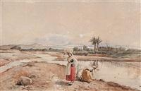 lavanderas by rafael alberola