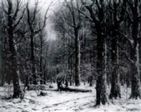 the winter supply by edward r. sitzman