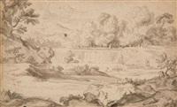a southern landscape by gaspard dughet