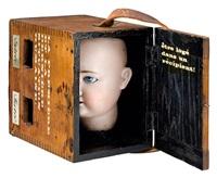 die erste und die letzte menschliche situation: in einem behälter liegen! - opus 120 by curt stenvert