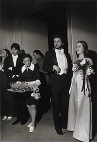 hungarian debutante ball hotel pierre n.y.c by larry fink