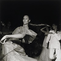 studio 54, n.y.c by larry fink