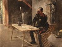 soldado by josep (josé) cusachs y cusachs