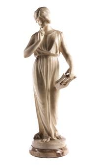 marmorskulptur by guglielmo pugi