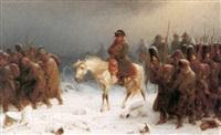 napoleon och den franska arméns reträtt från ryssland by adolf northen