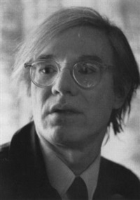 andy warhol by fritz peyer