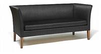 freestanding 2,5 seater sofa by kaj gottlob
