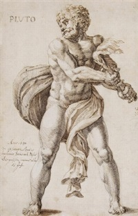 pluto by joachim von sandrart the younger