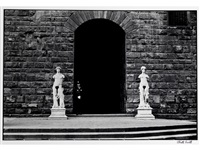 firenze, italia by elliott erwitt