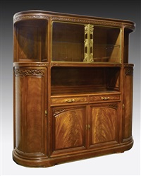 display sideboard by louis majorelle
