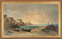 playa de tossa de mar by elvira malagarriga amart