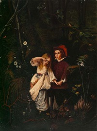 hansel and gretel by enoch wood perry