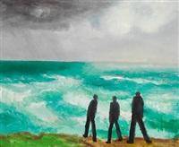 havbillede (coastal scenery) by jens andersen sondergaard