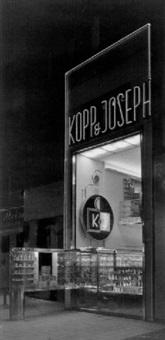 kopp & joseph, kurfürstendamm 35, architekten: arthur korn und siegfried weitzmann by curt rehbein