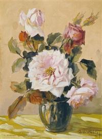 ein rosenstrauss by otto eduard voigt