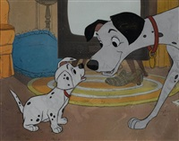 one hundred and one dalmatians by disney studios