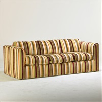 three-seat sofa by j. robert scott