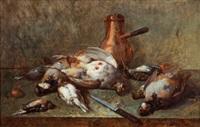 retour de chasse by jean alexandre rémy couder