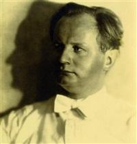 portrait des pianisten wilhelm kempff by erna lendvai-dircksen