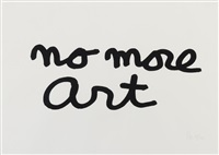 no more art by ben