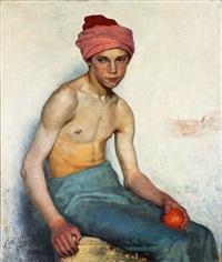 pojke med apelsin by axel jungstedt