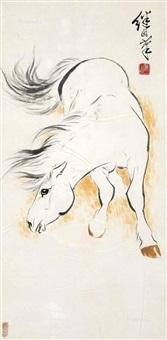 马 (horse) by liu jiyou