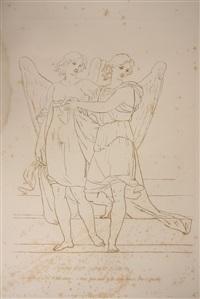 outlines and sketches portfolio by washington allston