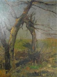 bäume by karl stachelscheid