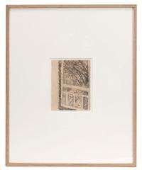 la fenêtre au cannet by pierre bonnard