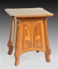 side table by émile gallé