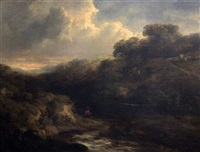 in the hills, leith by patrick nasmyth