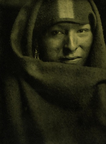 the red man from camera work i by gertrude kasebier