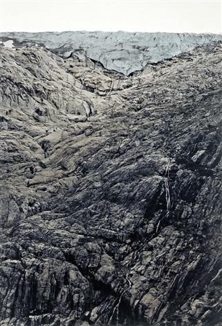 rhonegletscher schweiz by axel hütte