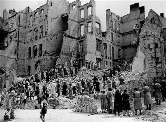 Historischer wiederaufbau berlin