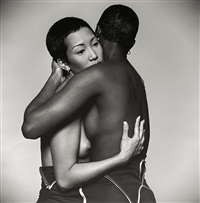 ohne titel (from safe sex campaign) by michel comte