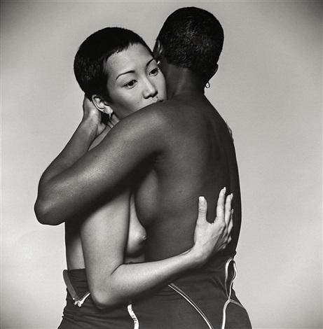 ohne titel from safe sex campaign by michel comte