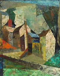 townscape by olivier foss