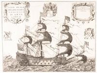 nave reale d'inghliterra nominata il gran carlo by vincenzo maria coronelli