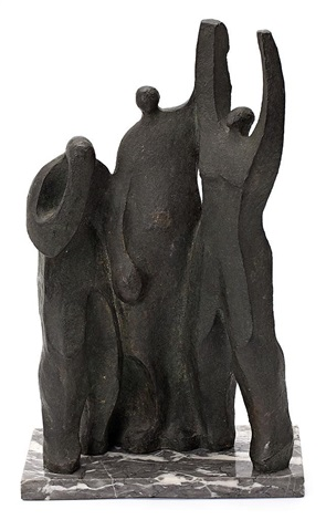 tres figuras by manuel alvarez